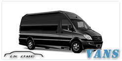 Miami Luxury Van service