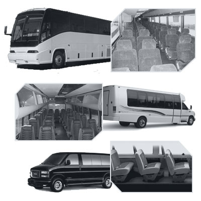 Miami Coach Bus rental