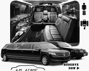Limo from Miami airport